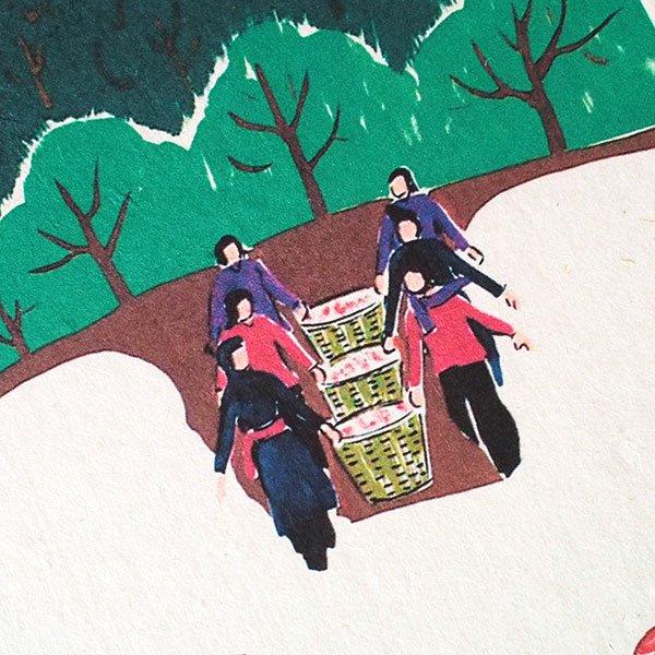 ベトナム プロパガンダ アート ポスター(L)【画像3】