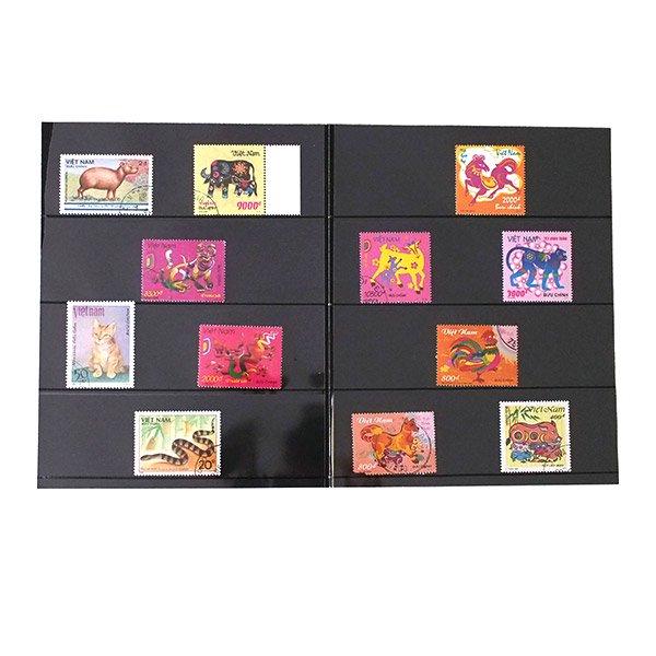 ベトナム 十二支 切手コレクション