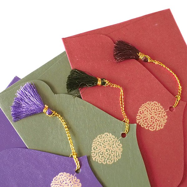 インド chimanlals(チマンラール)の封筒 木(B)【画像3】