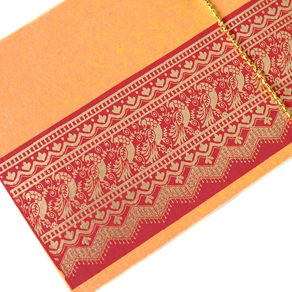 インド chimanlals(チマンラール)の封筒 トリ【画像3】
