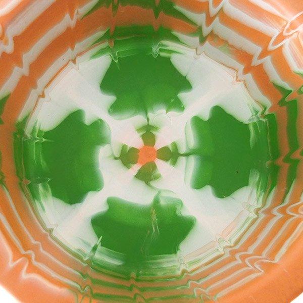 セネガル プラスチック 洗面器(直径 32cm ピンク)【画像3】