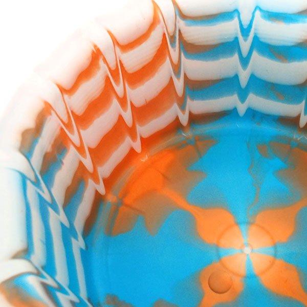 セネガル プラスチック 洗面器(直径 32cm ブルー)【画像3】