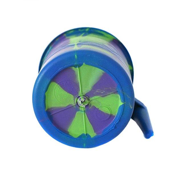 セネガル プラスチックコップ(0.4リットル ブルー)【画像2】