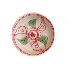 グラス / 陶器 皿 ベトナム バッチャン焼き トリ 小皿