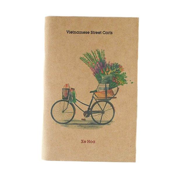ベトナム ミニノート(Vietnamese Street Carts 屋台)【画像3】
