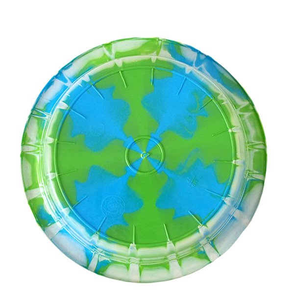 セネガル プラスチック 洗面器(直径 32cm グリーン)【画像4】
