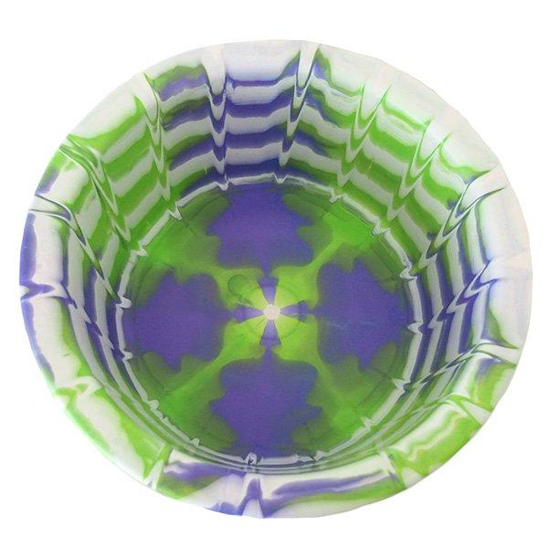 セネガル プラスチック 洗面器(直径 32cm パープル)【画像2】
