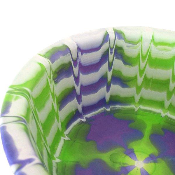セネガル プラスチック 洗面器(直径 32cm パープル)【画像3】