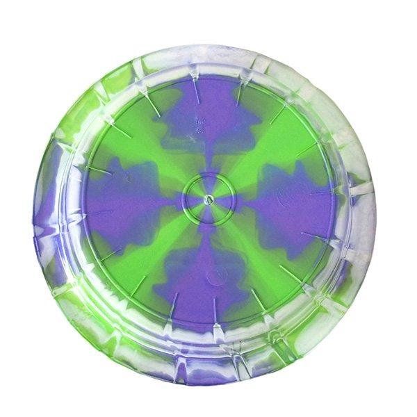 セネガル プラスチック 洗面器(直径 32cm パープル)【画像4】