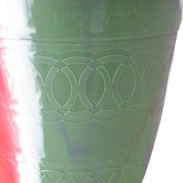 セネガル プラスチックバケツ(レッド  5リットル)【画像3】