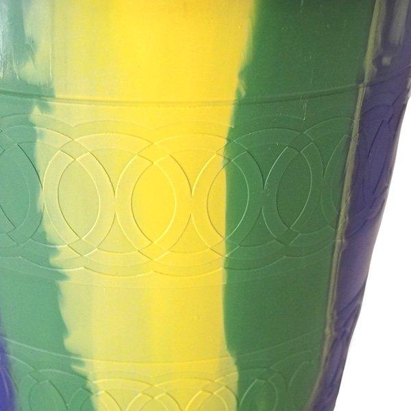 セネガル プラスチックバケツ(グリーン  5リットル)【画像3】