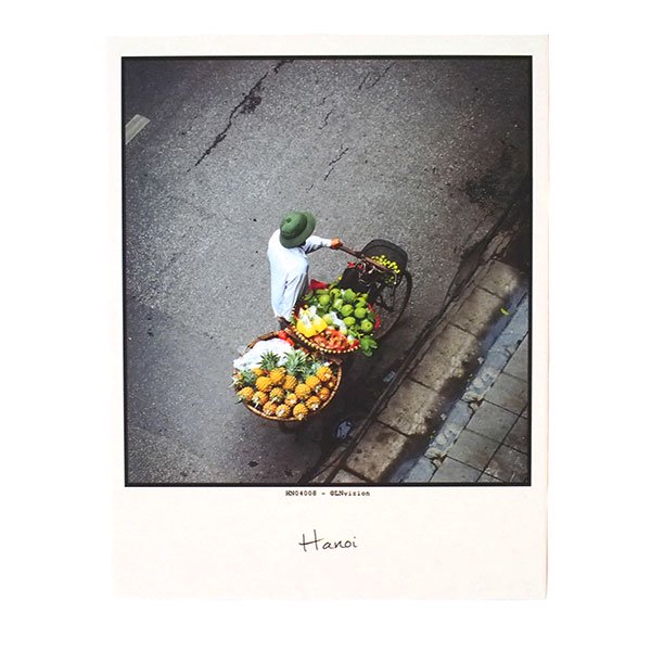 ベトナム ポストカード【ハノイ】Hanoi