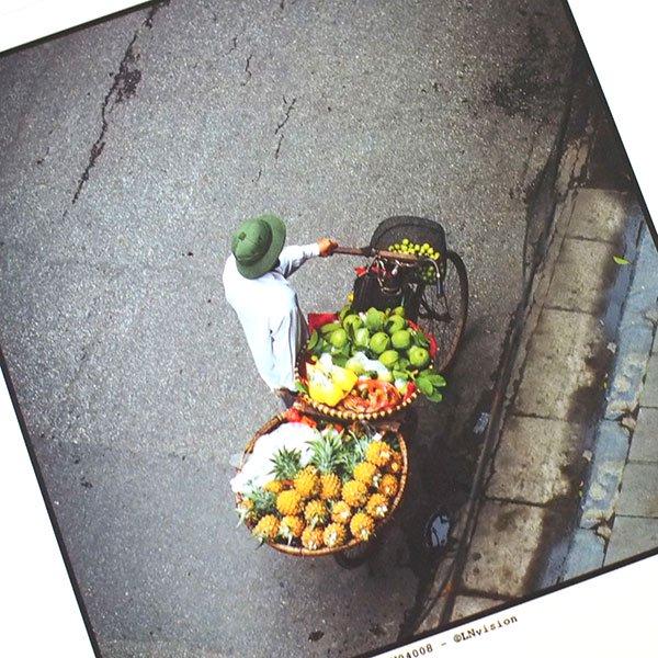 ベトナム ポストカード【ハノイ】Hanoi【画像2】