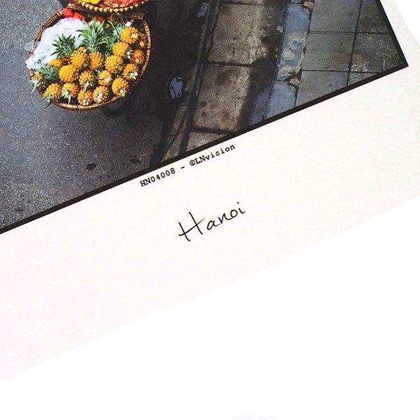 ベトナム ポストカード【ハノイ】Hanoi【画像3】
