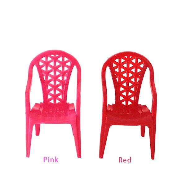 ベトナム  ミニチュア カラフル 椅子(4色)【画像2】