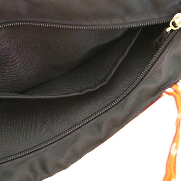 マリ パーニュ  ミニ バッグ(肩掛けOK オレンジ ツバメ)【画像5】