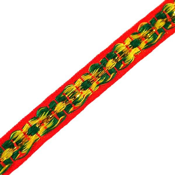 ベトナム チロリアンテープ 刺繍 3色(幅1cm/1m単位売り)【画像2】