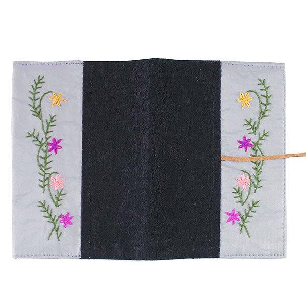 ベトナム 刺繍 ブックカバー【画像5】