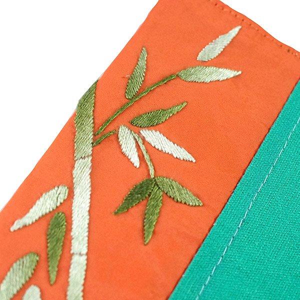 ベトナム 刺繍 ブックカバー【画像9】