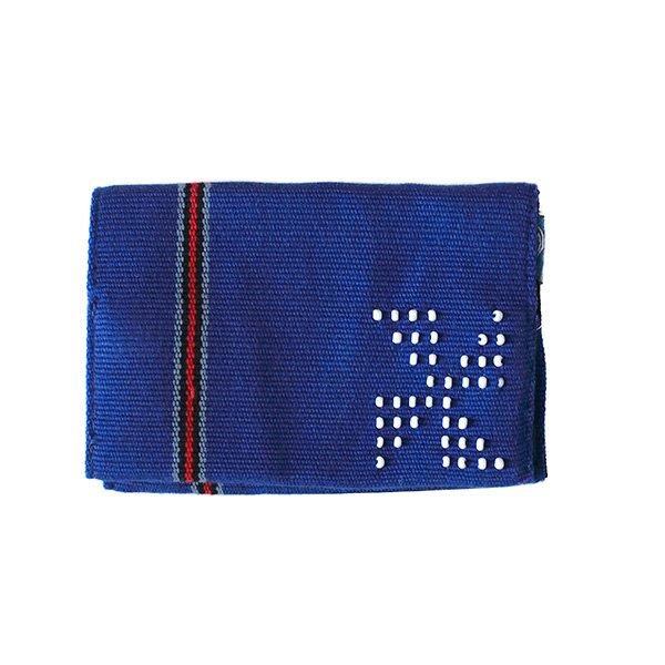 ベトナム 少数民族 カトゥー族 ビーズ手織り 名刺入れ(3色)【画像4】