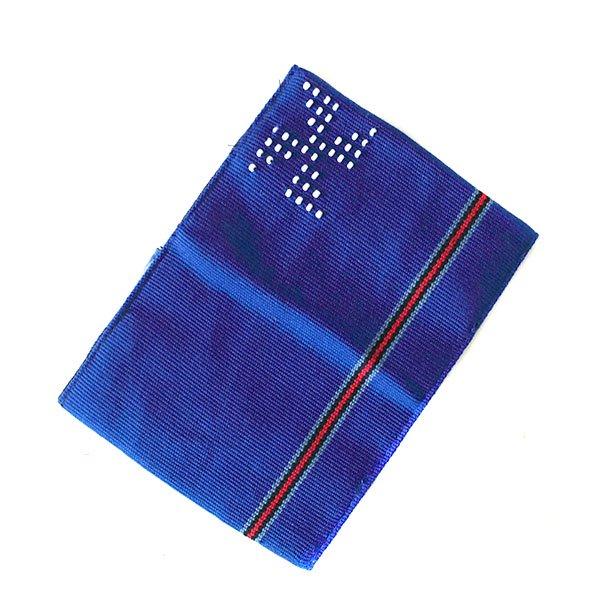 ベトナム 少数民族 カトゥー族 ビーズ手織り 名刺入れ(3色)【画像5】