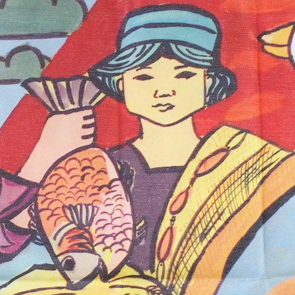 ベトナム プロパガンダ アート ランチマット 3種(正方形)【画像7】