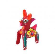 メキシコ 雑貨 メキシコ ウッドカービング アレブリヘス(山羊)