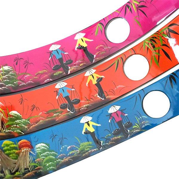 漆ワインホルダー