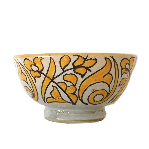 モロッコフェズ 陶器 ボウル