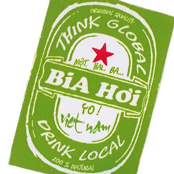 ベトナム マグネット(BiA Hoi)【画像3】