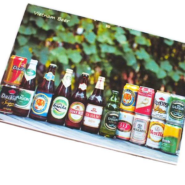 ベトナム マグネット(ベトナムビール)【画像3】
