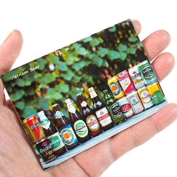 ベトナム マグネット(ベトナムビール)【画像4】