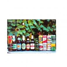 かわいいアジアの文具 ベトナム マグネット(ベトナムビール)