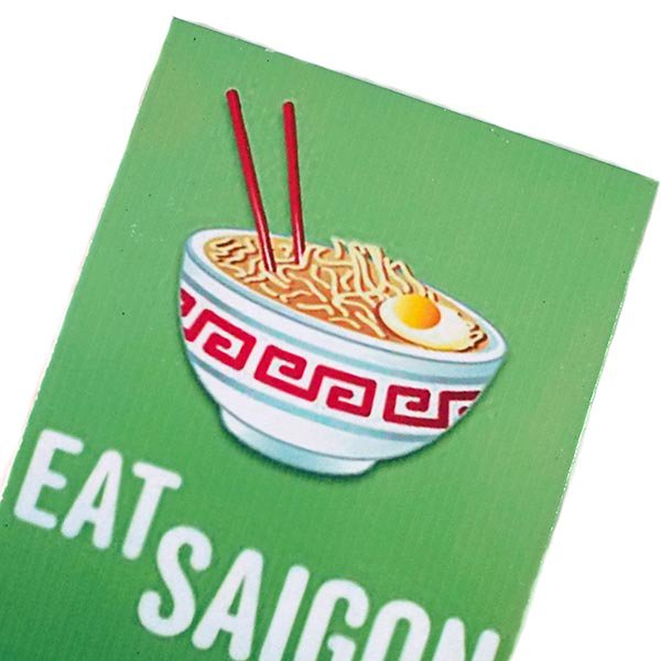 ベトナム マグネット(EAT SAIGON)【画像3】