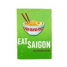 かわいいアジアの文具 ベトナム マグネット(EAT SAIGON)