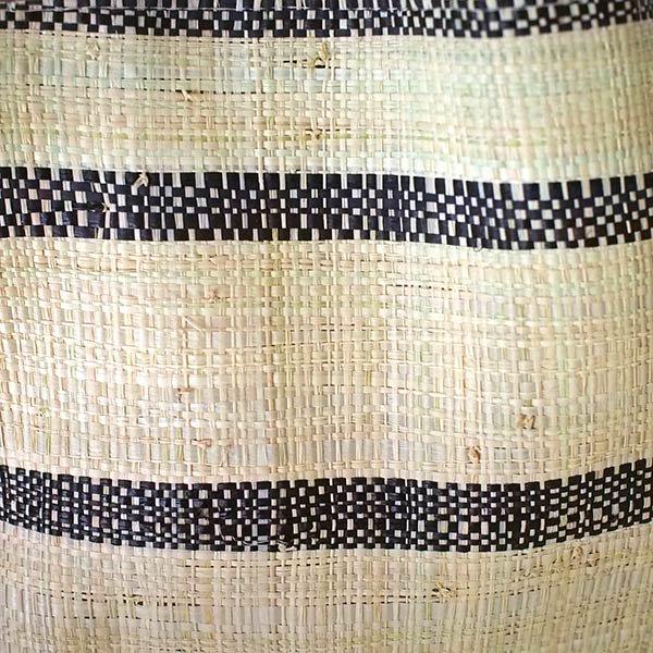 マダガスカル ラフィアミニトートバッグ