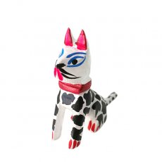 アレブリヘス メキシコ ウッドカービング アレブリヘス(犬)