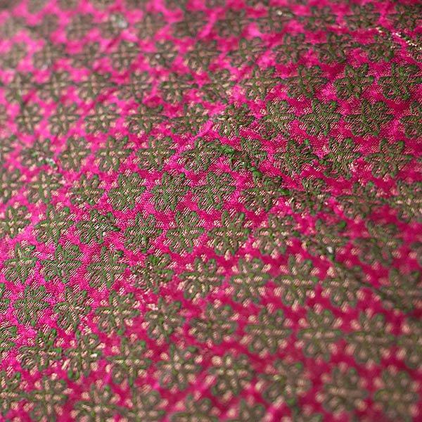 インド 花模様 布(1m 切り売り 幅約110cm)【画像3】