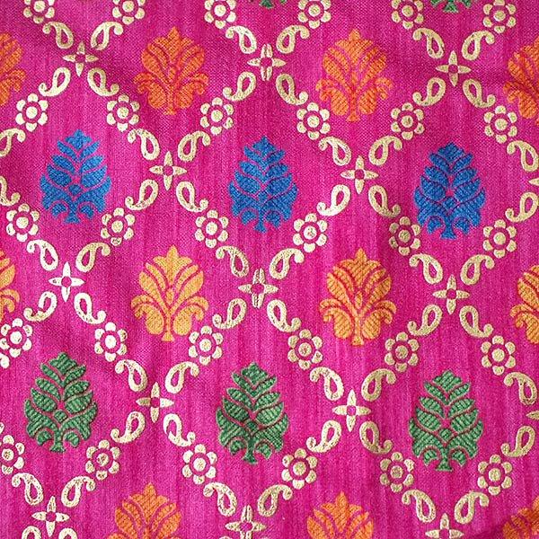 インド 模様 布(1m 切り売り 幅約110cm)