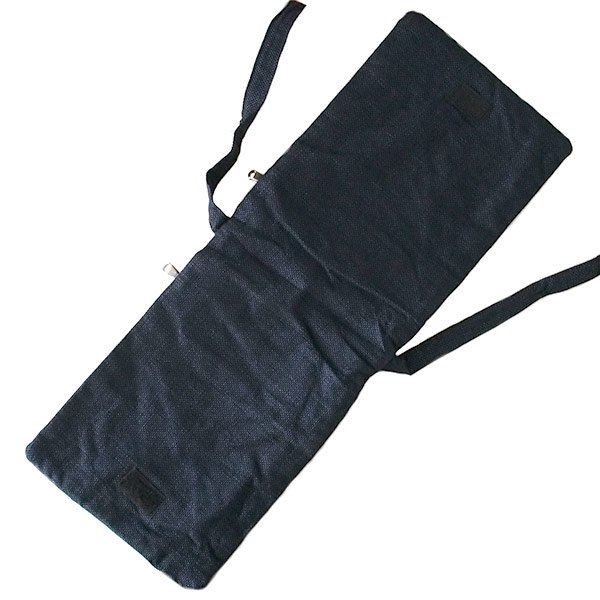 【送料無料】ベトナム 黒モン族 刺繍 ポシェット A【画像4】