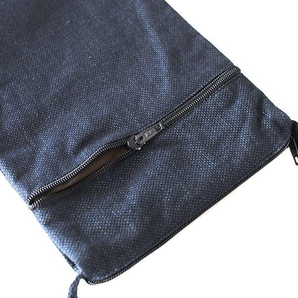 【送料無料】ベトナム 黒モン族 刺繍 ポシェット C【画像8】