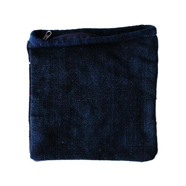 ベトナム モン族刺繍ポシェット