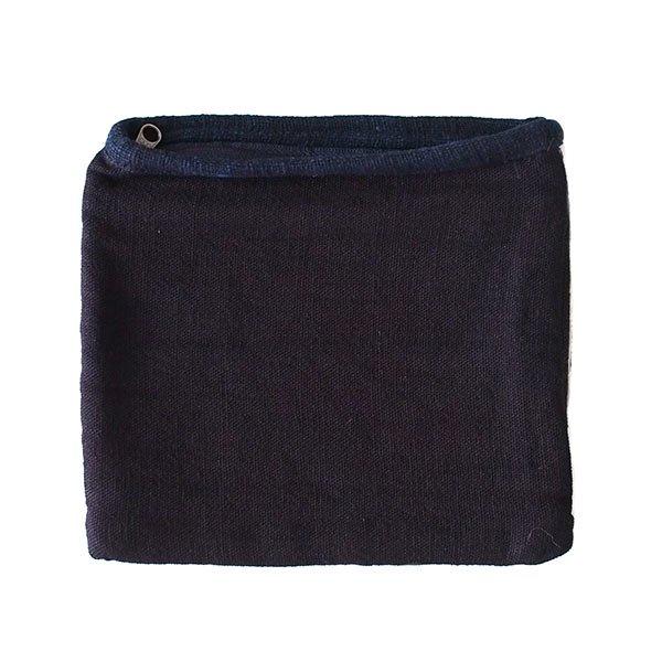 黒モン族 古布 刺繍 ポーチ(正方形 C 17×18)民族 刺繍 / ベトナム直輸入【画像2】