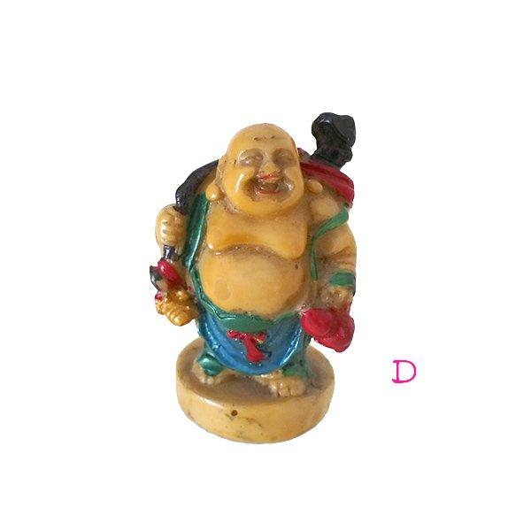 ベトナム 布袋尊さん 置物 (B)約6cm【画像5】