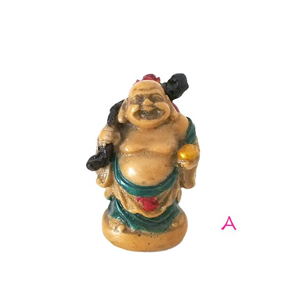 ベトナム 布袋尊さん 置物 (C)【画像2】
