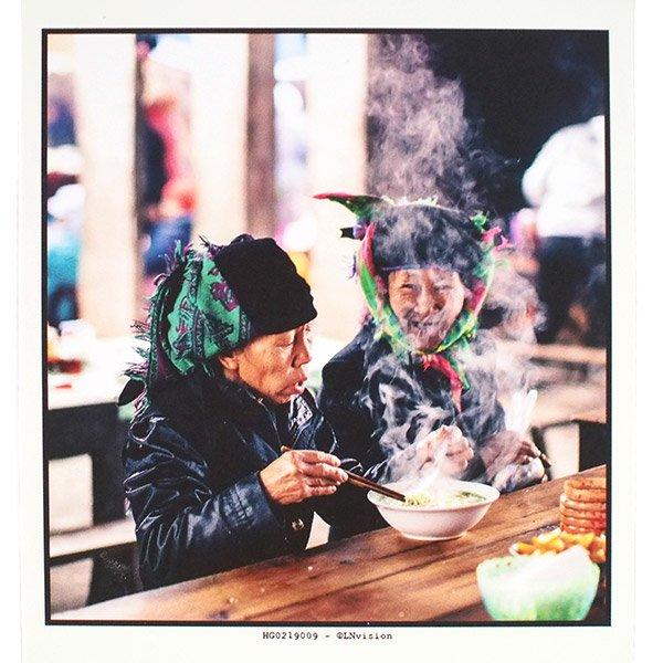 ベトナム ポストカード 【Noodling around Ha giang ハジャンを散歩】【画像2】