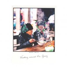 ベトナム 民族 ベトナム ポストカード 【Noodling around Ha giang ハジャンを散歩】