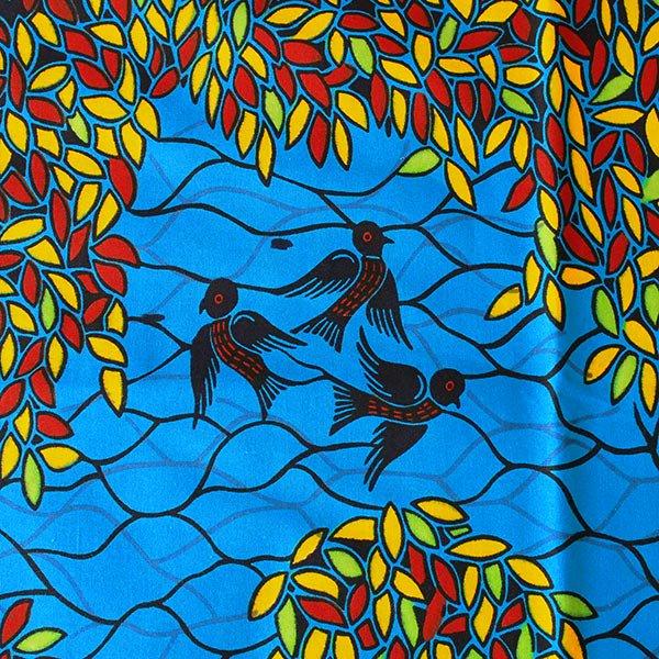 アフリカの布 パーニュ