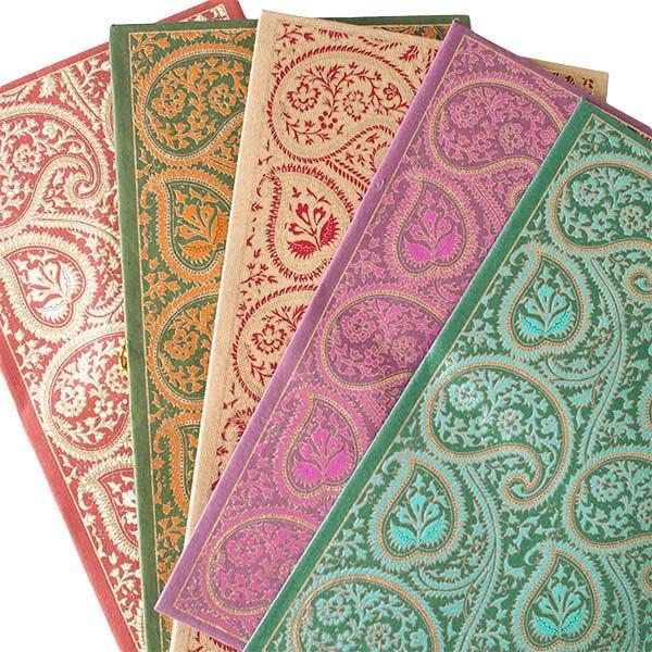 インド chimanlals(チマンラール)封筒 ARAADHYA ペイズリー 大 B【画像2】