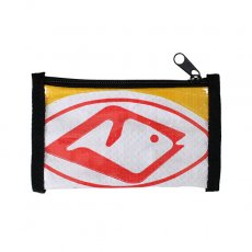ベトナム 飼料袋 リメイク キーケース(魚)
